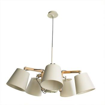 Подвесная люстра Arte Lamp Pinocchio A5700LM-5WH