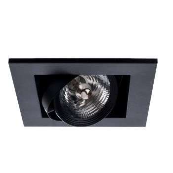 Встраиваемый светильник Arte Lamp Technika 2 A5930PL-1BK