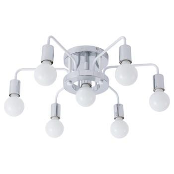 Потолочная люстра Arte Lamp 6001 A6001PL-7WH