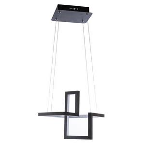 Подвесной светодиодный светильник Arte Lamp Mercure A6011SP-1BK