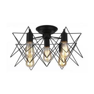 Потолочная люстра Arte Lamp 6048 A6048PL-5BK
