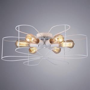 Потолочная люстра Arte Lamp 6049 A6049PL-6WH