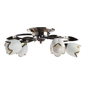 Потолочная люстра Arte Lamp Perce A6061PL-4AB