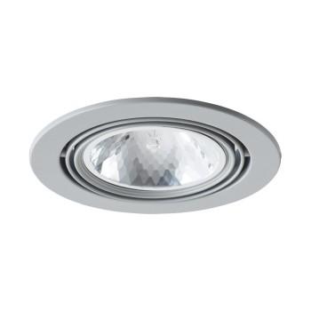 Встраиваемый светильник Arte Lamp 6664 A6664PL-1GY