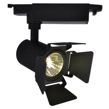 Светильник на штанге Arte Lamp Track Lights A6709PL-1BK