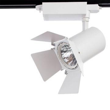 Светильник на штанге Arte Lamp Track Lights A6730PL-1WH
