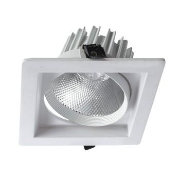 Встраиваемый светильник Arte Lamp Privato A7018PL-1WH