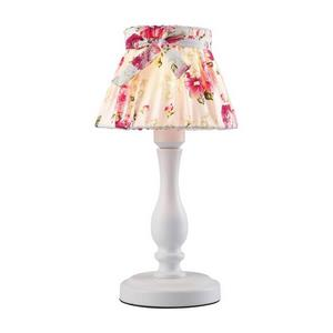 Настольная лампа декоративная 7021 A7021LT-1WH