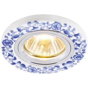 Встраиваемый светильник Arte Lamp RUSSO A7035PL-1WH