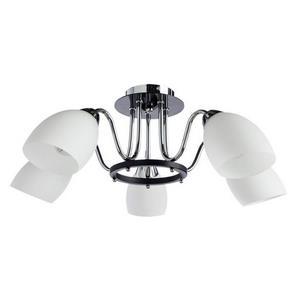 Потолочная люстра Arte Lamp Fiorentino A7144PL-5BK