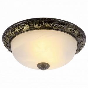 Накладной светильник Arte Lamp Torta A7161PL-2AB