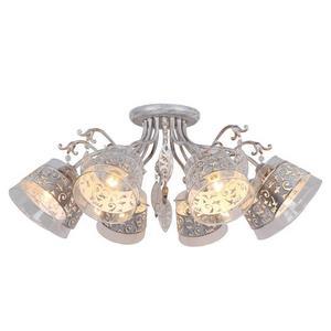 Потолочная люстра Arte Lamp Calice A9081PL-8WG