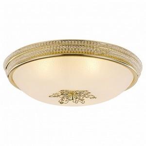 Накладной светильник Arte Lamp Vassolo A9205PL-5GO