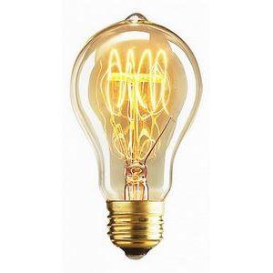 Лампа накаливания Bulbs ED-A19T-CL60