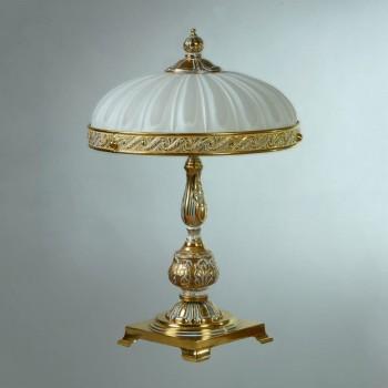 Настольная лампа декоративная Ambiente by Brizzi Navarra 02228T/3 WP