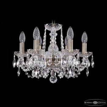 Подвесная люстра Bohemia Ivele Crystal 1402 1402/6/141/Pa
