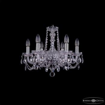 Подвесная люстра Bohemia Ivele Crystal 1402 1402/6/160/Ni