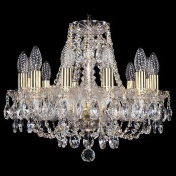 Подвесная люстра Bohemia Ivele Crystal 1406 1406/12/141/G