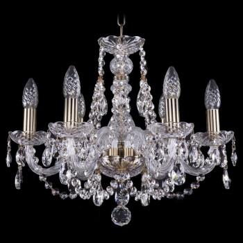 Подвесная люстра Bohemia Ivele Crystal 1406 1406/6/160/Pa