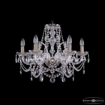 Подвесная люстра Bohemia Ivele Crystal 1411 1411/6/195/Pa
