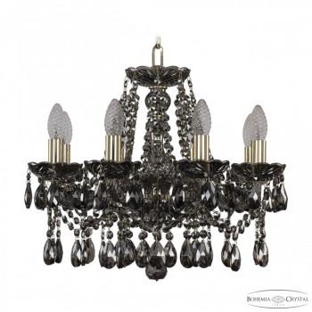 Подвесная люстра Bohemia Ivele Crystal 1413 1413/8/165/G/M731