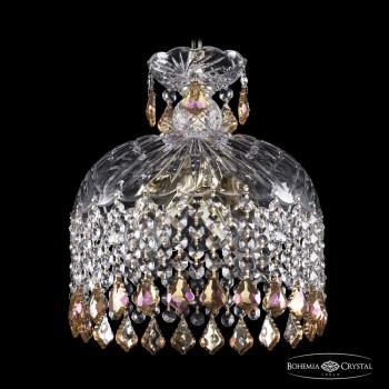 Светильник на штанге Bohemia Ivele Crystal 1478 14781/25 G Leafs K777