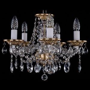 Подвесная люстра Bohemia Ivele Crystal 1613 1613/5/141/FP