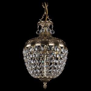 Подвесной светильник Bohemia Ivele Crystal 1777 1777/20IT/GB