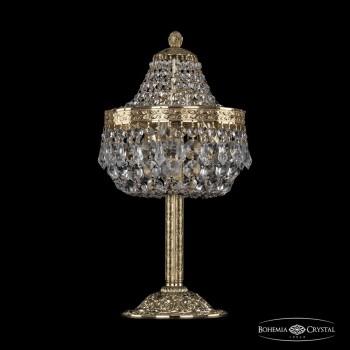 Настольная лампа декоративная Bohemia Ivele Crystal 1901 19011L6/H/20IV G