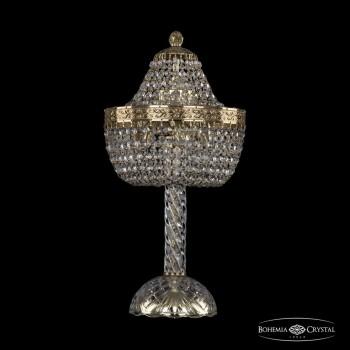 Настольная лампа декоративная Bohemia Ivele Crystal 1905 19051L4/H/20IV G