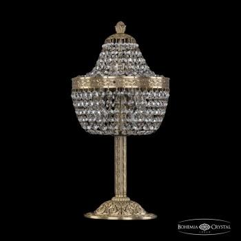 Настольная лампа декоративная Bohemia Ivele Crystal 1905 19051L6/H/20IV Pa
