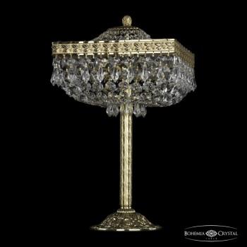 Настольная лампа декоративная Bohemia Ivele Crystal 1927 19272L6/25IV G