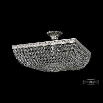 Светильник на штанге Bohemia Ivele Crystal 1928 19282/45IV Ni