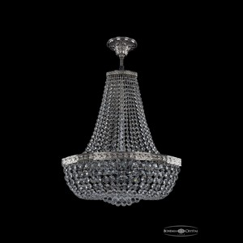 Светильник на штанге Bohemia Ivele Crystal 1928 19283/H2/45IV Ni