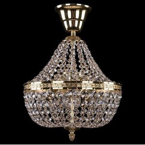Светильник на штанге Bohemia Ivele Crystal 2160 2160/25/G