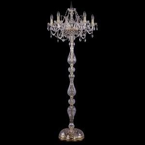 Торшер Bohemia Ivele Crystal 5511 5511/5/195-160/G