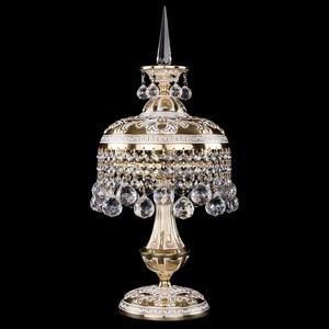 Настольная лампа декоративная Bohemia Ivele Crystal 7002 7002/20-47/GW
