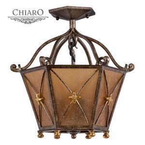 Светильник на штанге Chiaro Айвенго 5 382012503