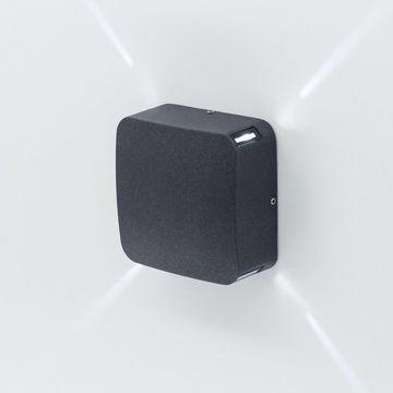 Уличный настенный светодиодный светильник Citilux CLU0006X
