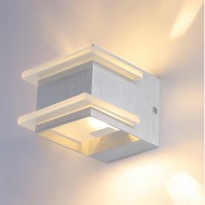 Настенный светильник Crystal Lux CLT 421W AL