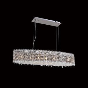 Подвесной светильник Crystal Lux Eternidat SP7 Chrome