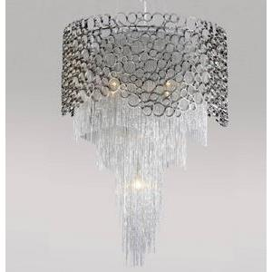 Подвесной светильник Crystal Lux Hauberk Sp-PL8 D60