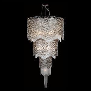 Подвесной светильник Crystal Lux Hauberk Sp-PL12+8+4