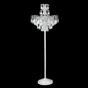 Торшер Crystal Lux Sevilia PT4 Silver