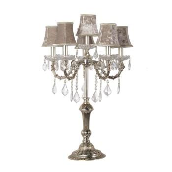 Настольная лампа декоративная Lucca E 4.1.5.200 CG
