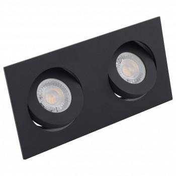 Встраиваемый светильник Denkirs DK2020 DK2020-BK