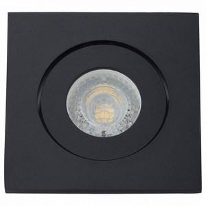 Встраиваемый светильник Denkirs DK2020 DK2021-BK