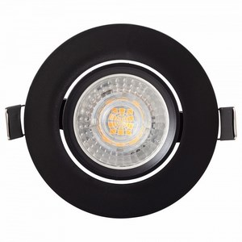 Встраиваемый светильник Denkirs DK302 DK3020-BK
