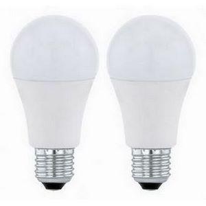 Комплект из 2 ламп светодиодных Eglo A60 Valuepack 11543