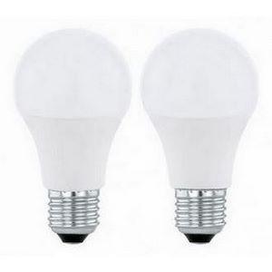 Комплект из 2 ламп светодиодных Eglo A60 Valuepack 11544